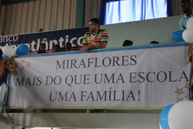 10º aniversário do Centro Educativo Miraflores