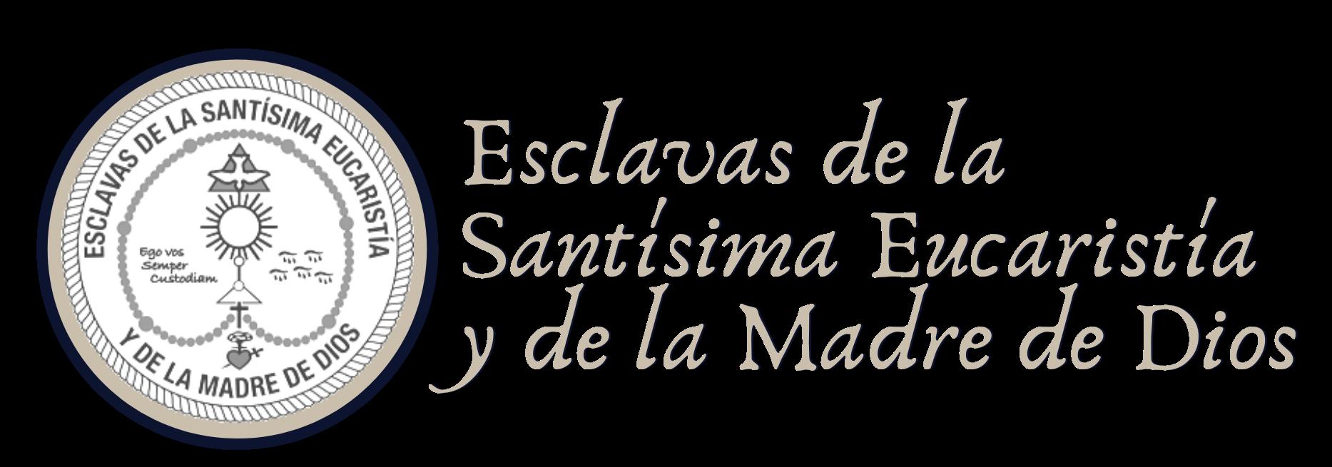Esclavas de la Eucaristía