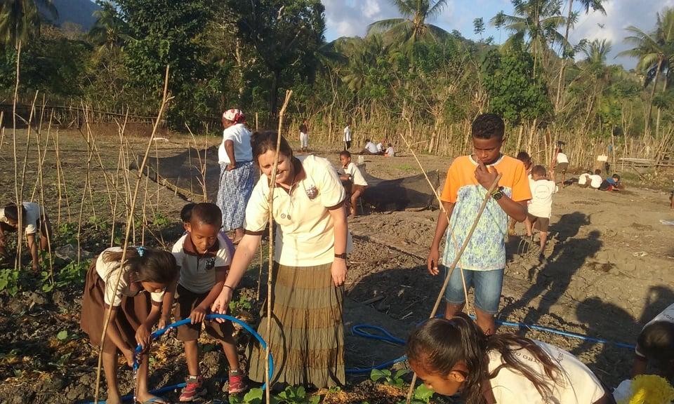 La alegría de ser misionera Ad gentes