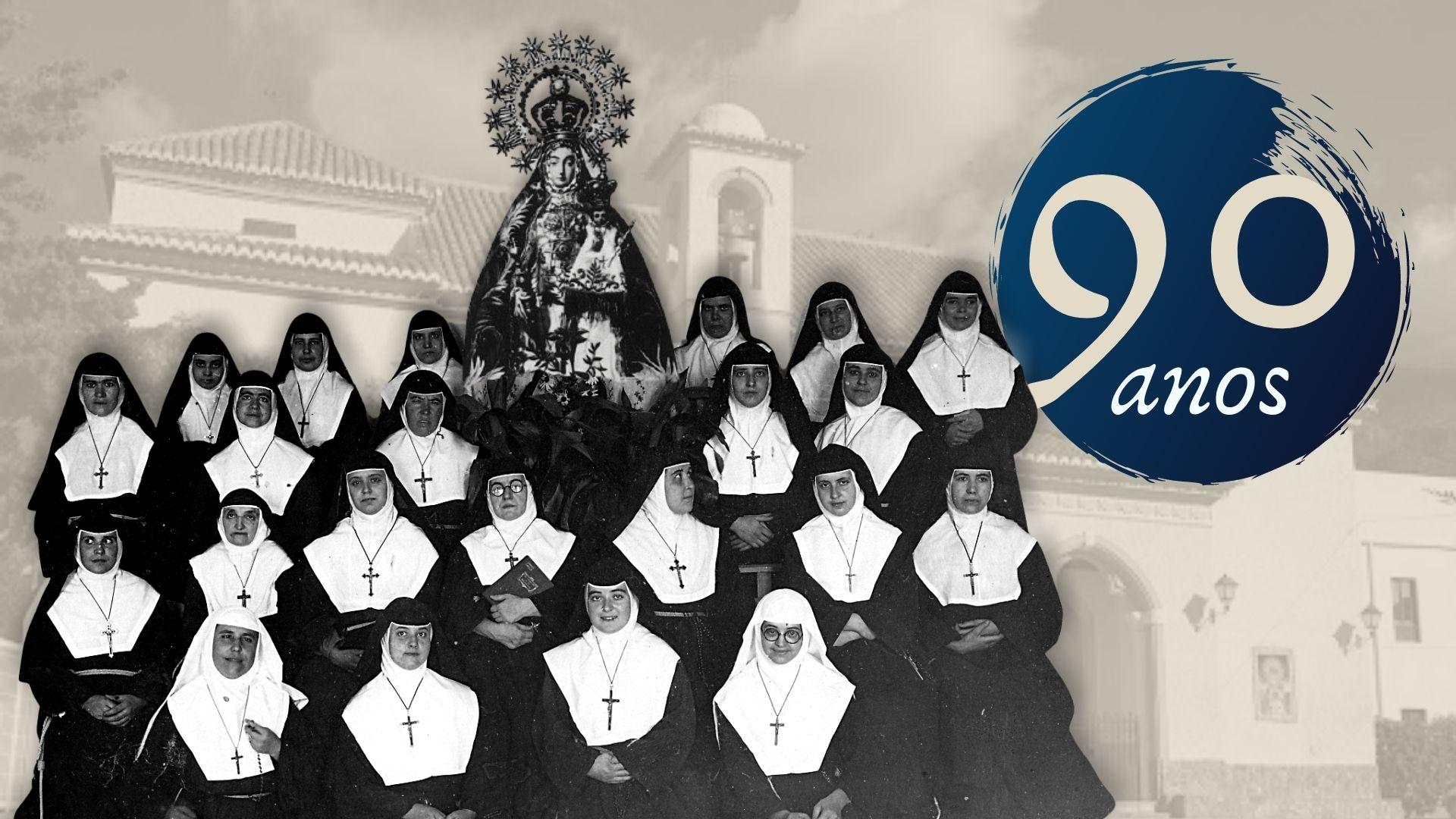 90º ANIVERSÁRIO DA FUNDAÇÃO DA CASA DE BERJA, CASA MÃE DA CONGREGAÇÃO