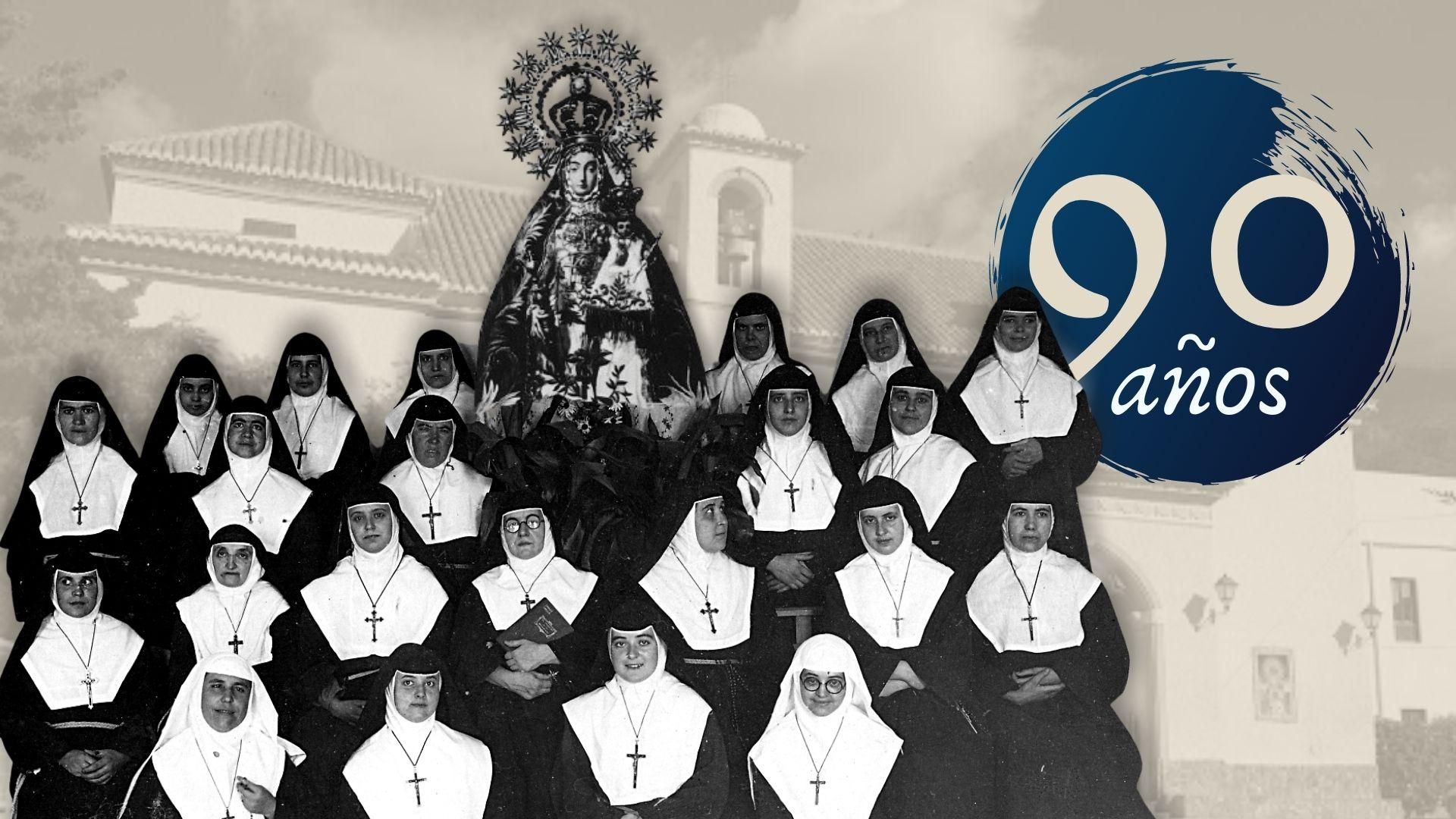 90º DE LA FUNDACIÓN DE LA CASA DE BERJA, CASA MADRE DE LA CONGREGACIÓN