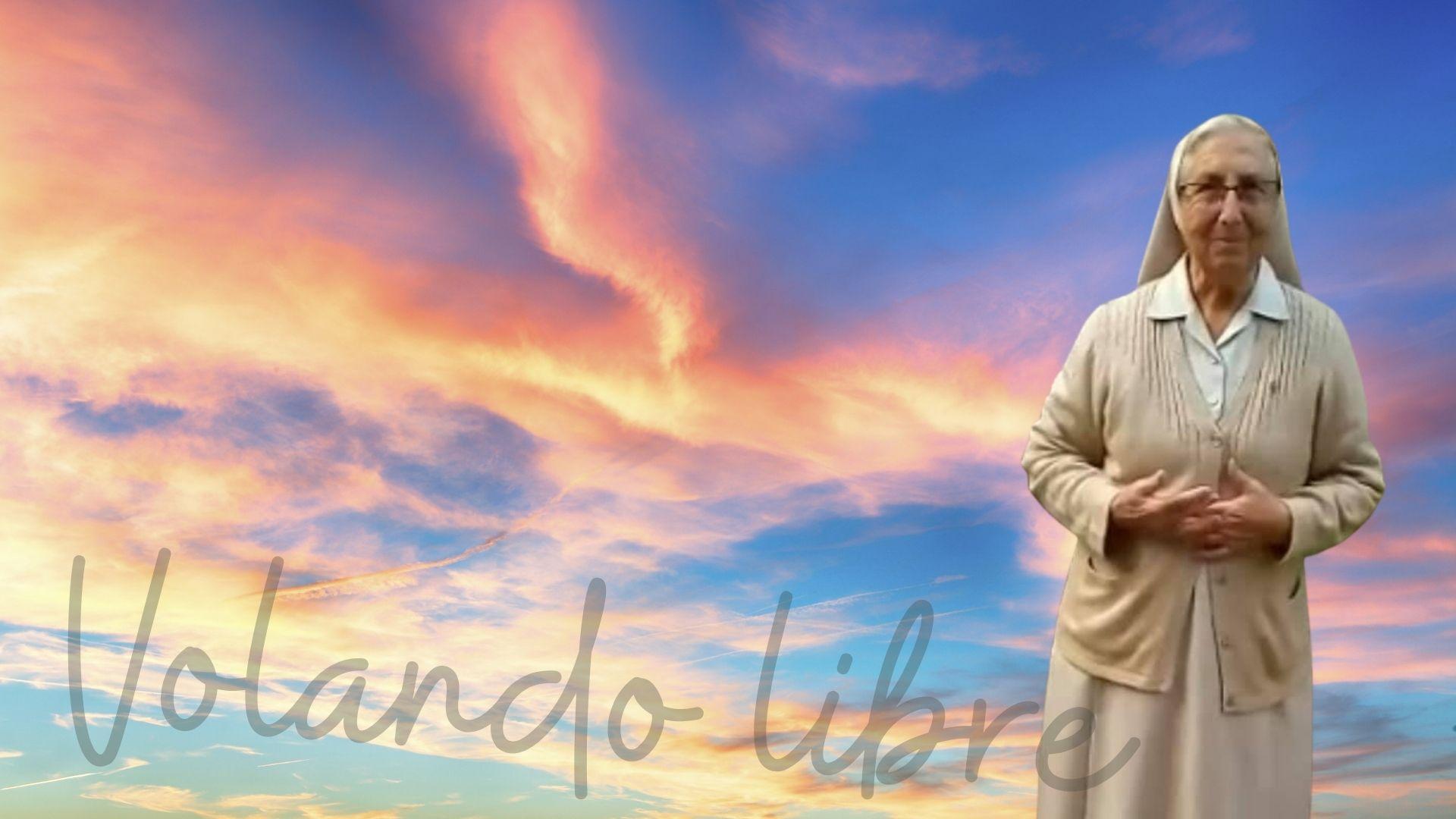 Sor María del Cielo, vuela a su Dios y su todo ⛅️