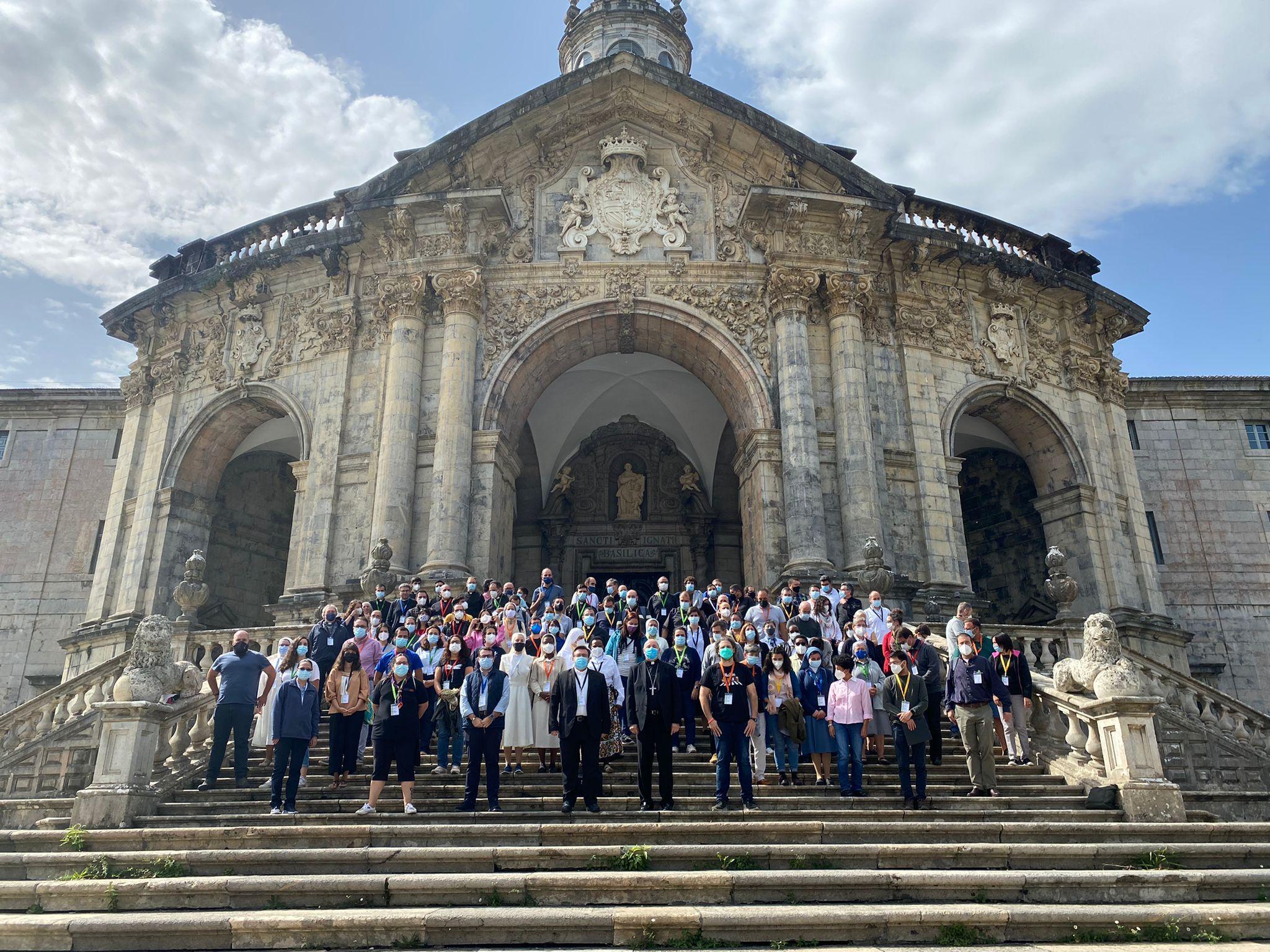 Loyola 2021: espacios para soñar nueva humanidad en Cristo.